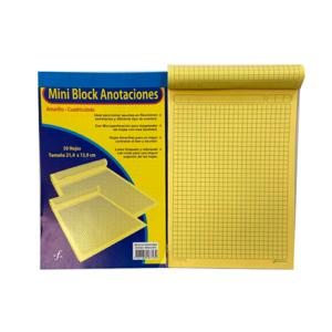 Block amarillo