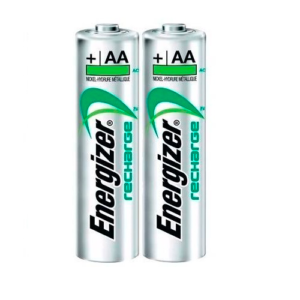 Baterias recargables Energizer AA x 2