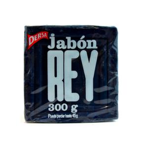 Jabon en barra Rey