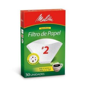 Filtro Cafetera # 2